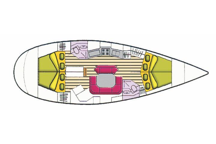 Sun Odyssey 45 08