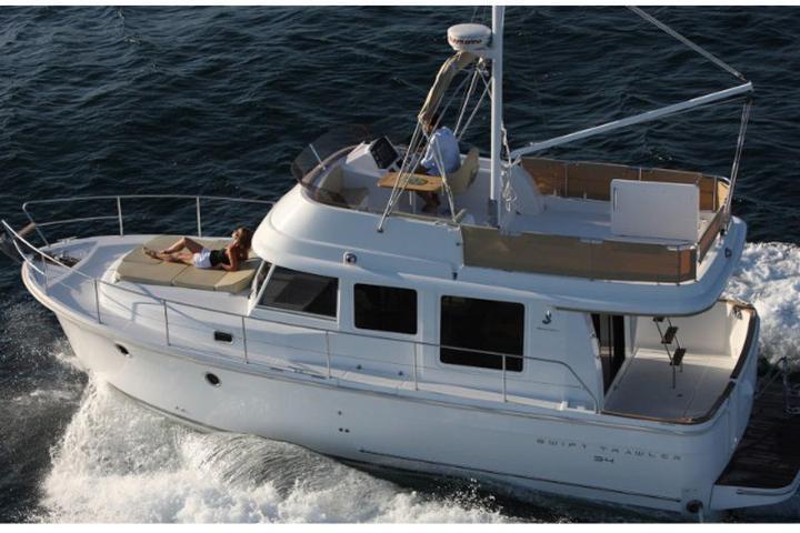 Trawler 34
