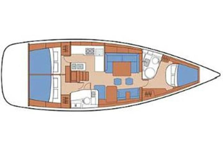 Oceanis 46