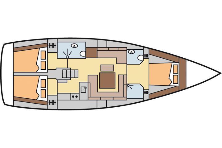 Hanse 455