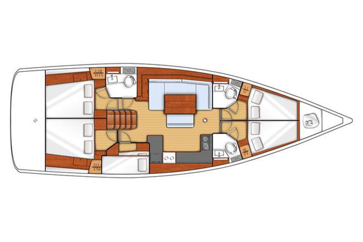 Oceanis 48 LR