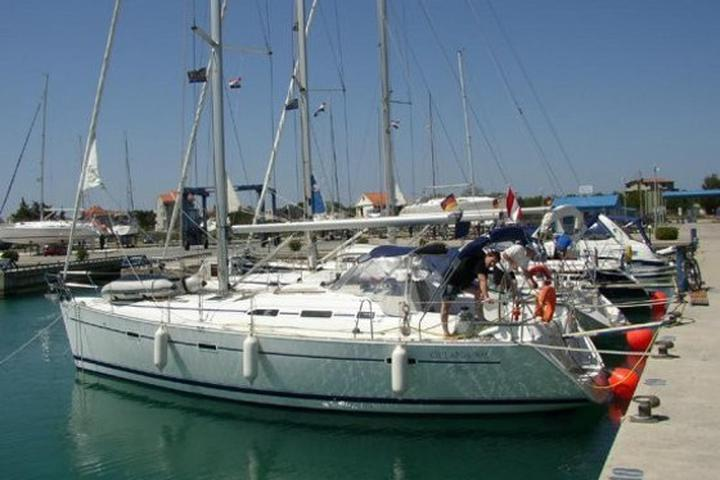Oceanis 393 C