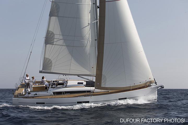 Dufour 460 GL