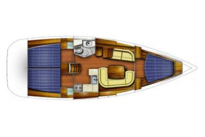 Sun Odyssey 39i