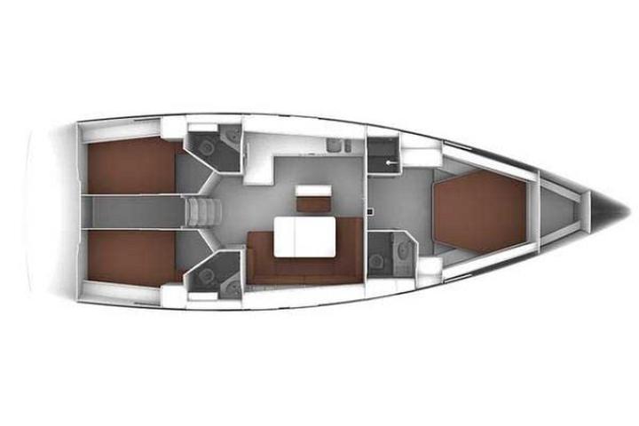 Bavaria Cruiser 46 OW.