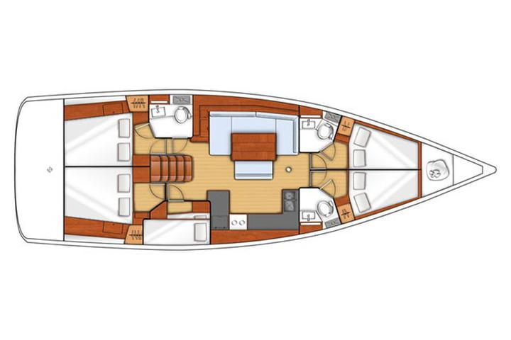 Oceanis 48