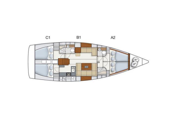 Hanse 445