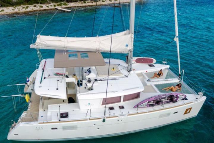Lagoon 450 Luxury NEW