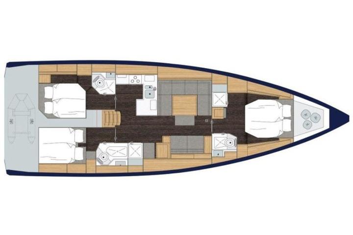 Bavaria Cruiser 50 Style