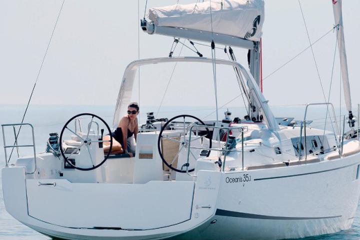Oceanis 35.1
