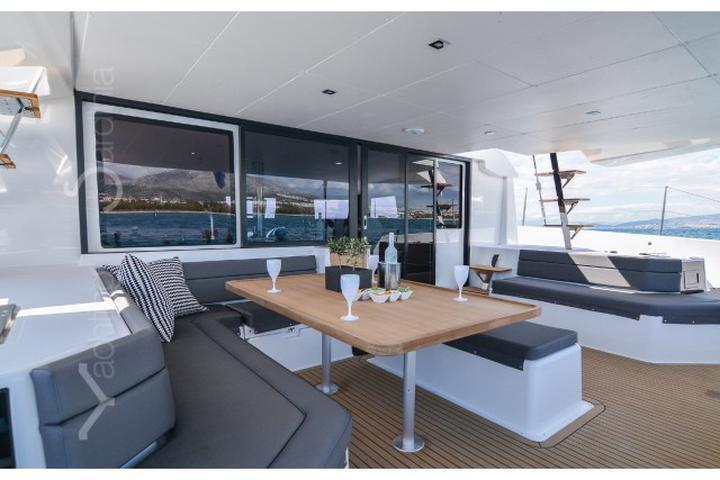 Dufour Catamaran 48