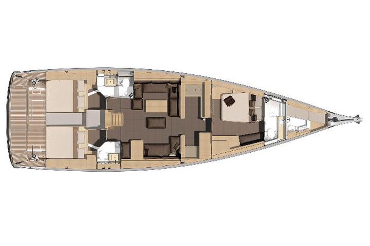 Dufour 560 GL