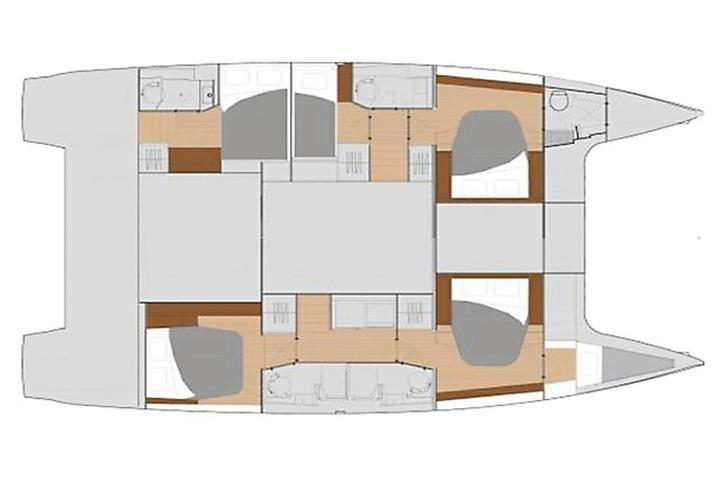 Fountaine Pajot 47 SAONA