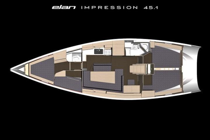 Elan Impression 45.1